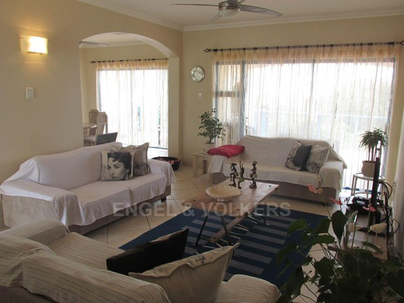 Condominium in Uvongo - 006 Lounge.JPG