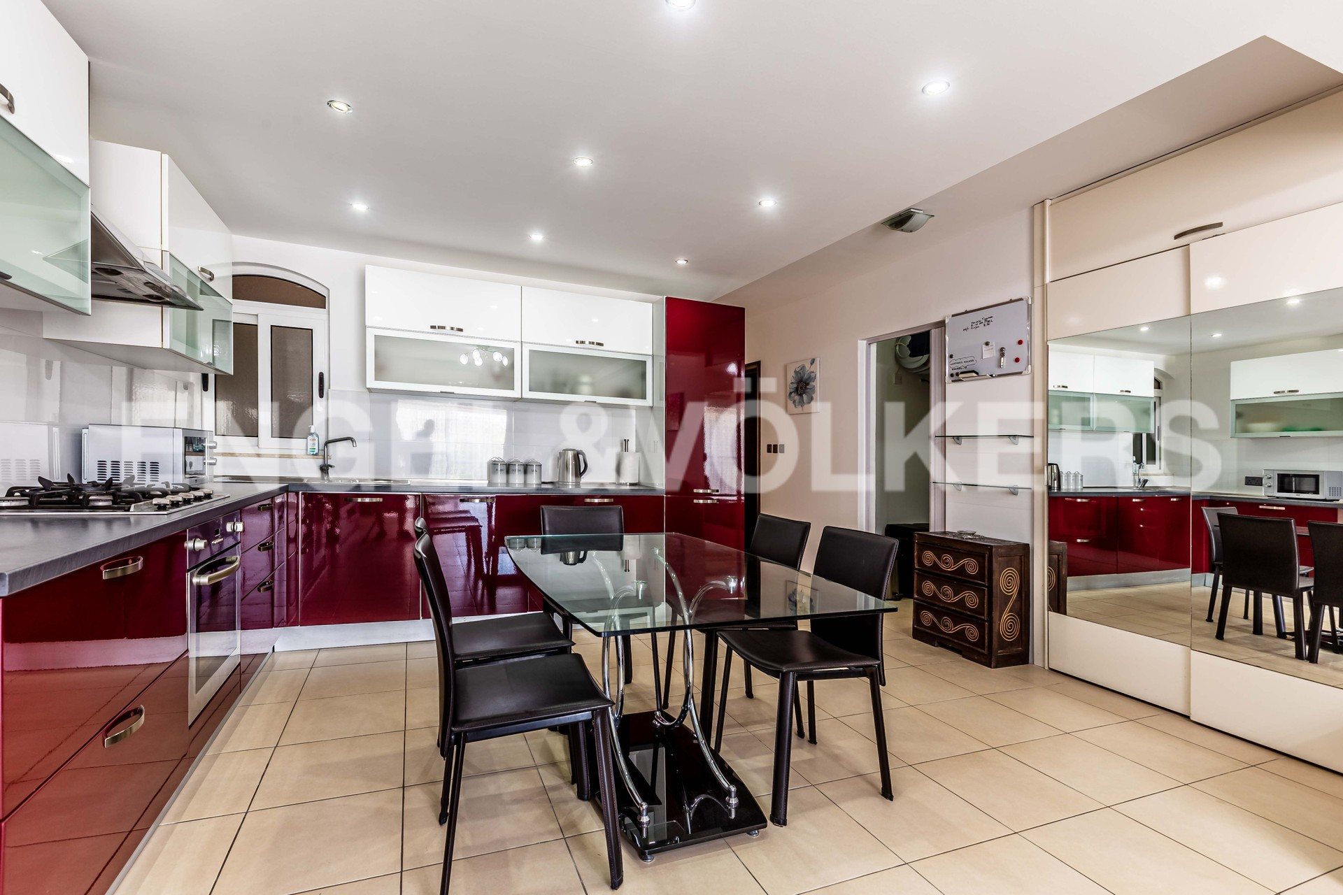 Apartment in Swieqi - Kitchen/Dining Area