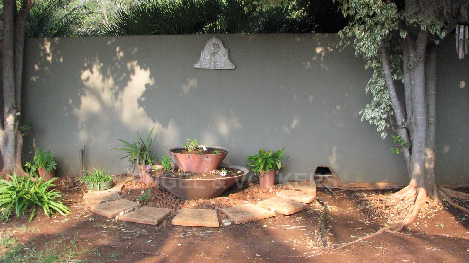Land in Farms - Garden in front of property