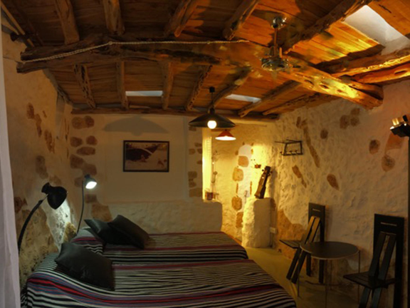 House in Sa Caleta - Bedroom