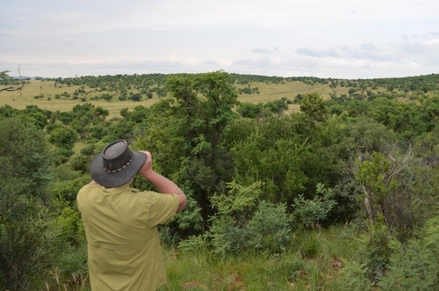 Land in Lekwena Wildlife Estate - Looking Out