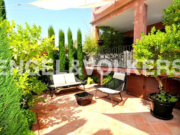 House in Golden Mile - Patio