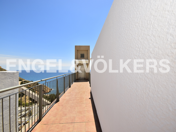 Condominium in Benidorm Rincón de Loix - Penthouse duplex in quiet area in Benidorm. Lift