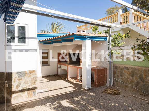 House in Cullera - Barbecue