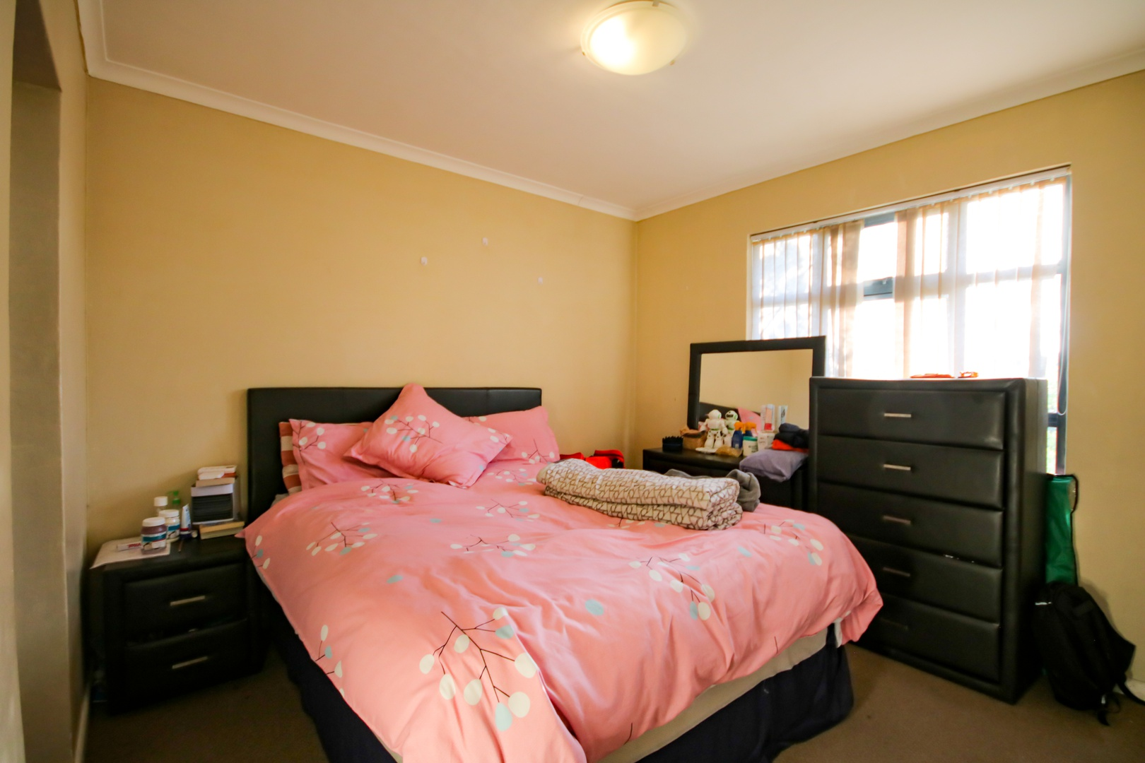 Apartment in Somerset West - Main Bed 1.jpg