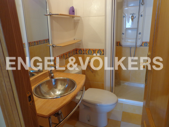 Condominium in Calpe - Penthouse in Calpe, Bathroom