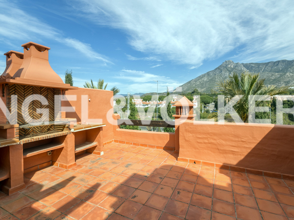 House in Golden Mile - Roof Terrace