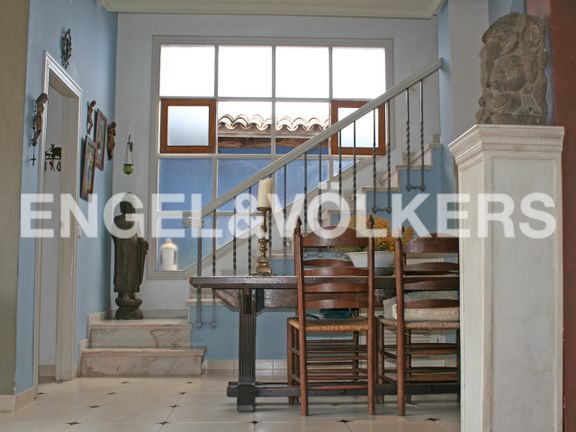 House in Surroundings - Townhouse in Sagra, Interior