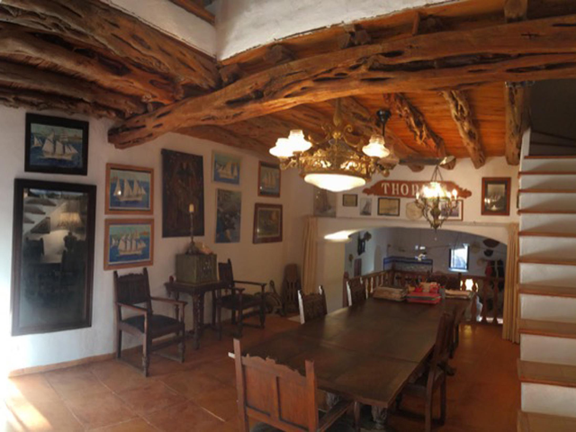 House in Sa Caleta - Dining room