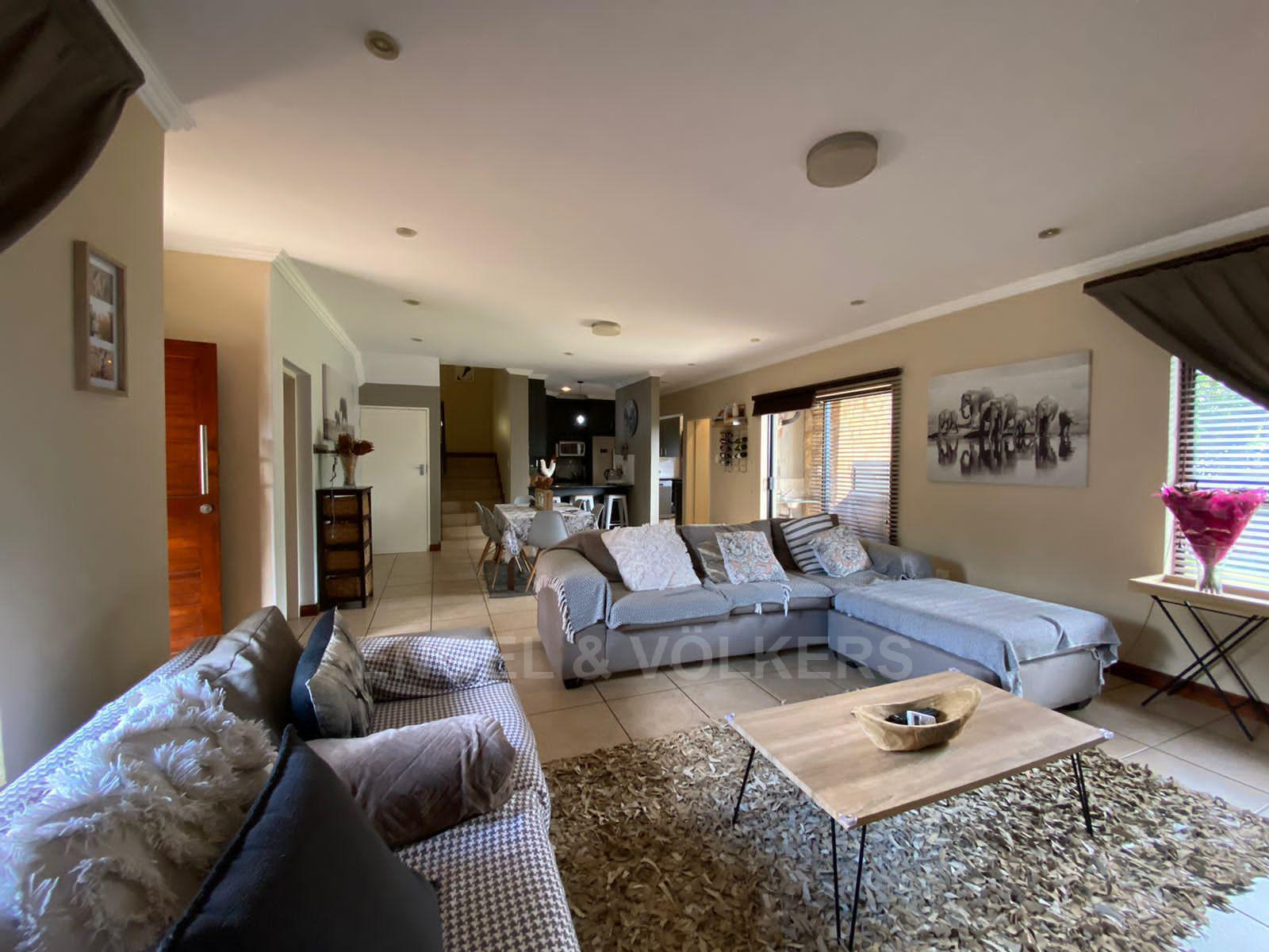 House in Melodie - Living area open plan
