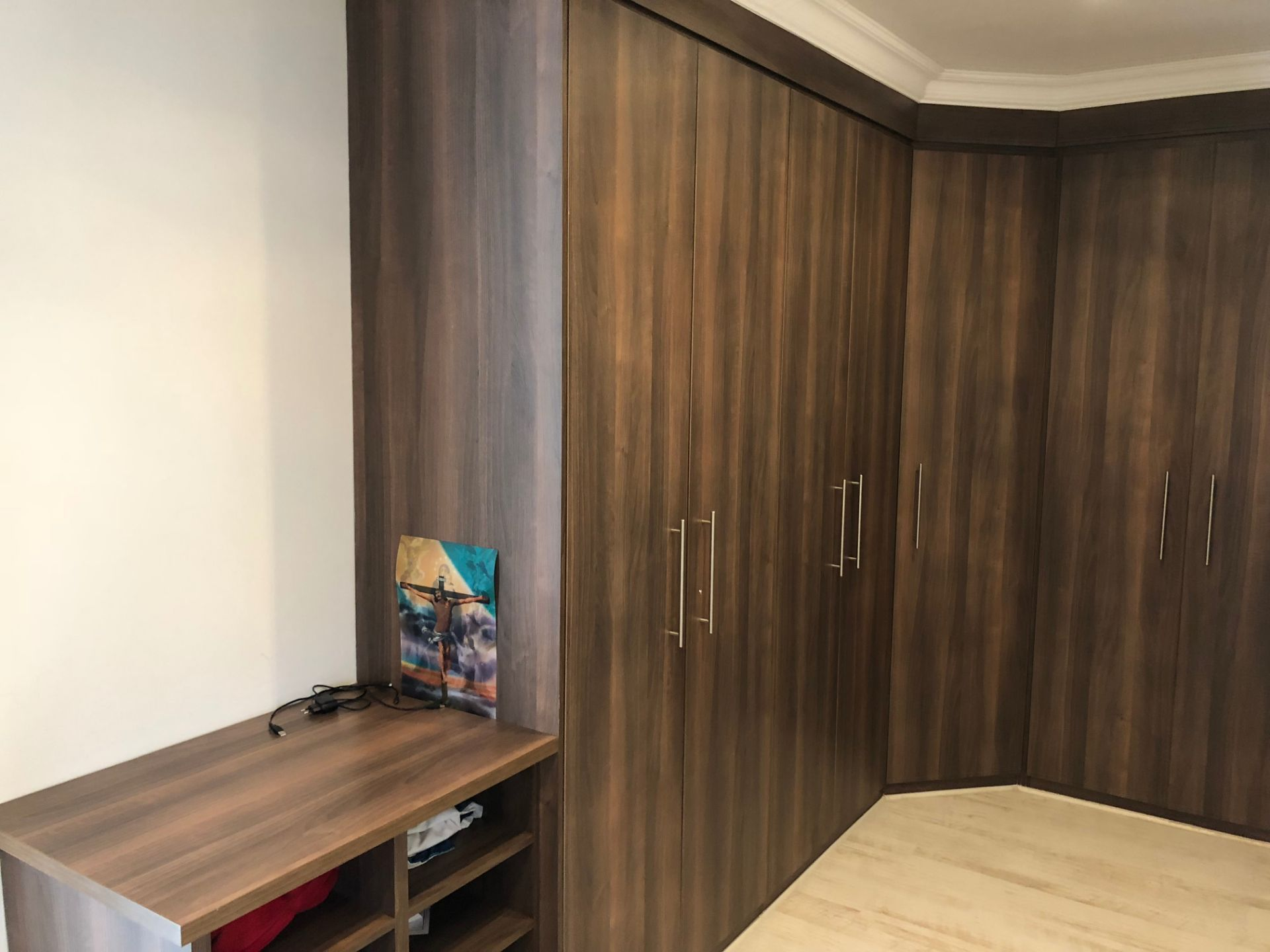 House in Lifestyle Estate - Main Bedroom Walk in Closet