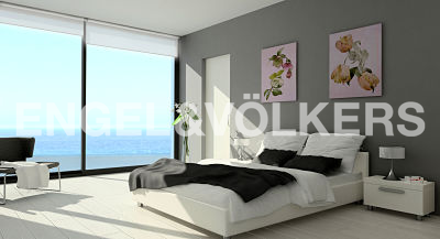 House in Cullera - Master bedroom