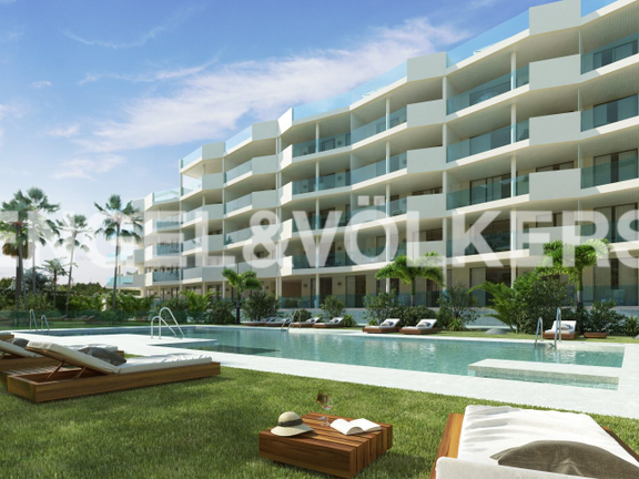 Condominium in Cabopino - New Project East Marbella