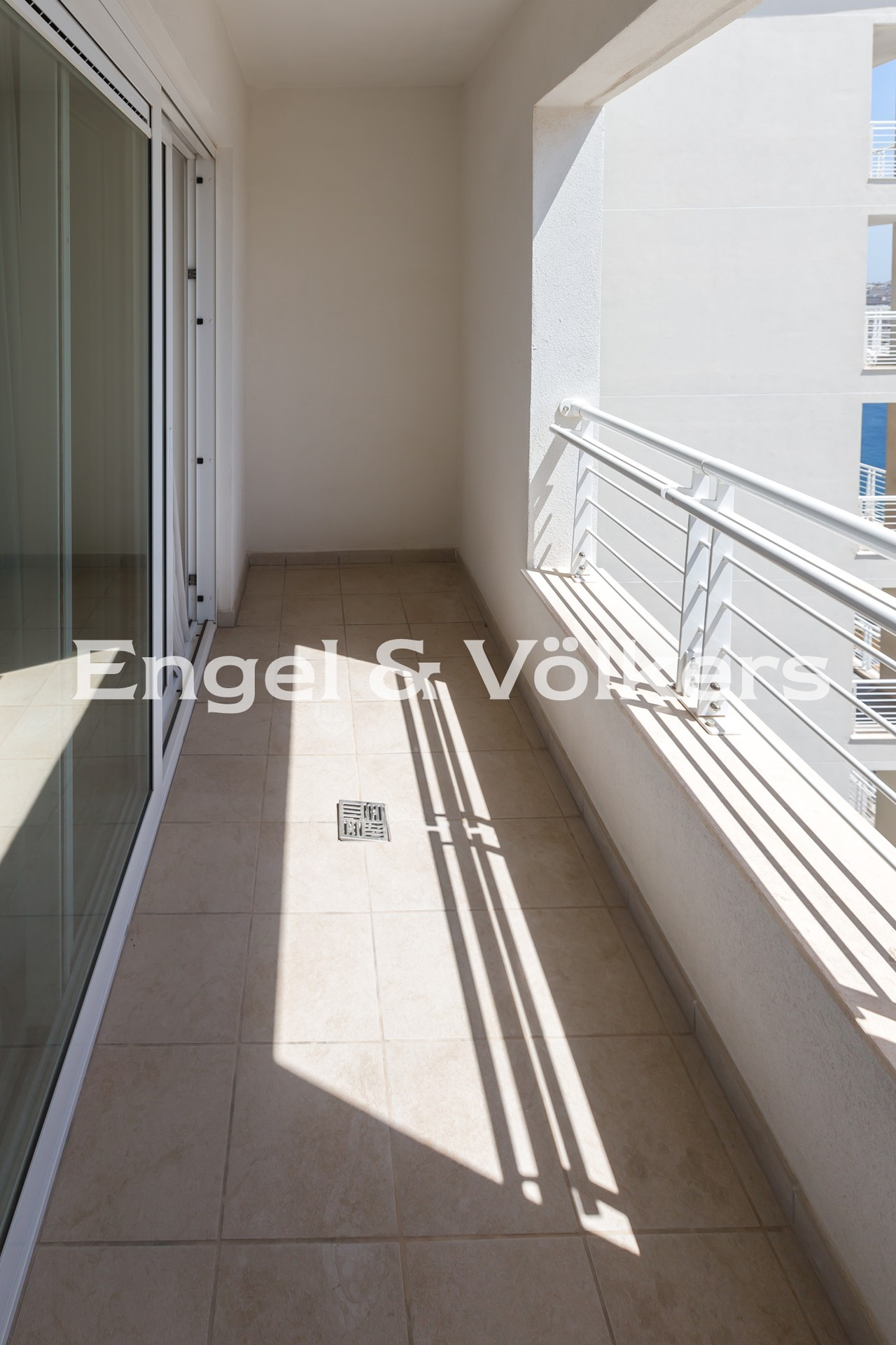 Apartment in Sliema - Apartment, Sliema,Terrace with a Magnificant Seaview