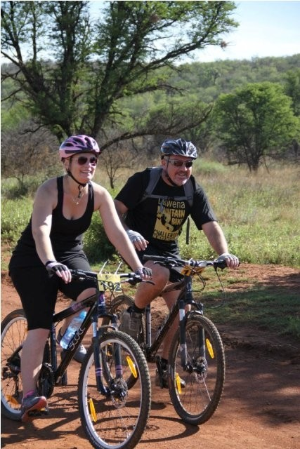 Land in Lekwena Wildlife Estate - Friendly Mountain Bikers