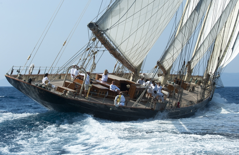 Sail in Italy