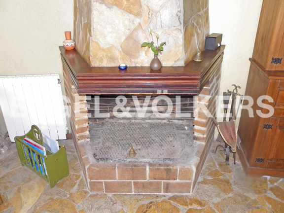 House in Los Realejos - Fireplace (Central heating)