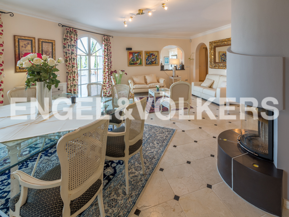 House in La Sella Golf - Lounge - dining room.
