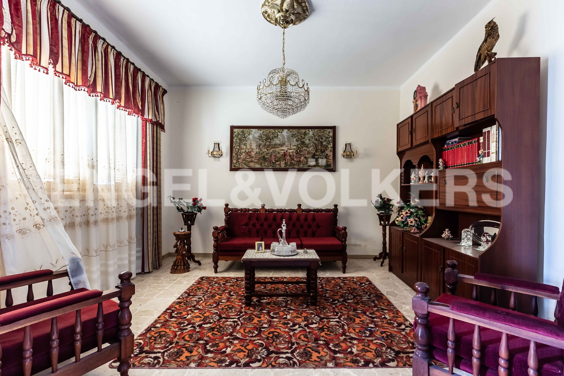 House in Mgarr - Living Room