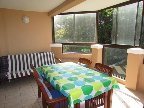 Condominium in Shelly Beach - 009_Enclosed_Balcony.JPG