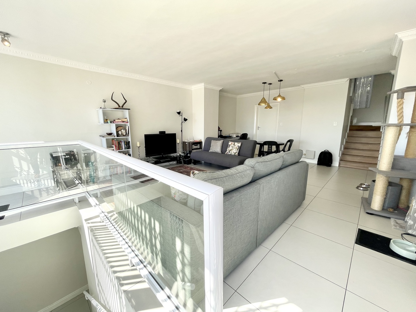 Apartment in Vredehoek - lounge