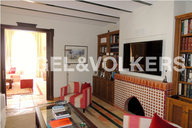 House in Sotogrande Alto - TV Room