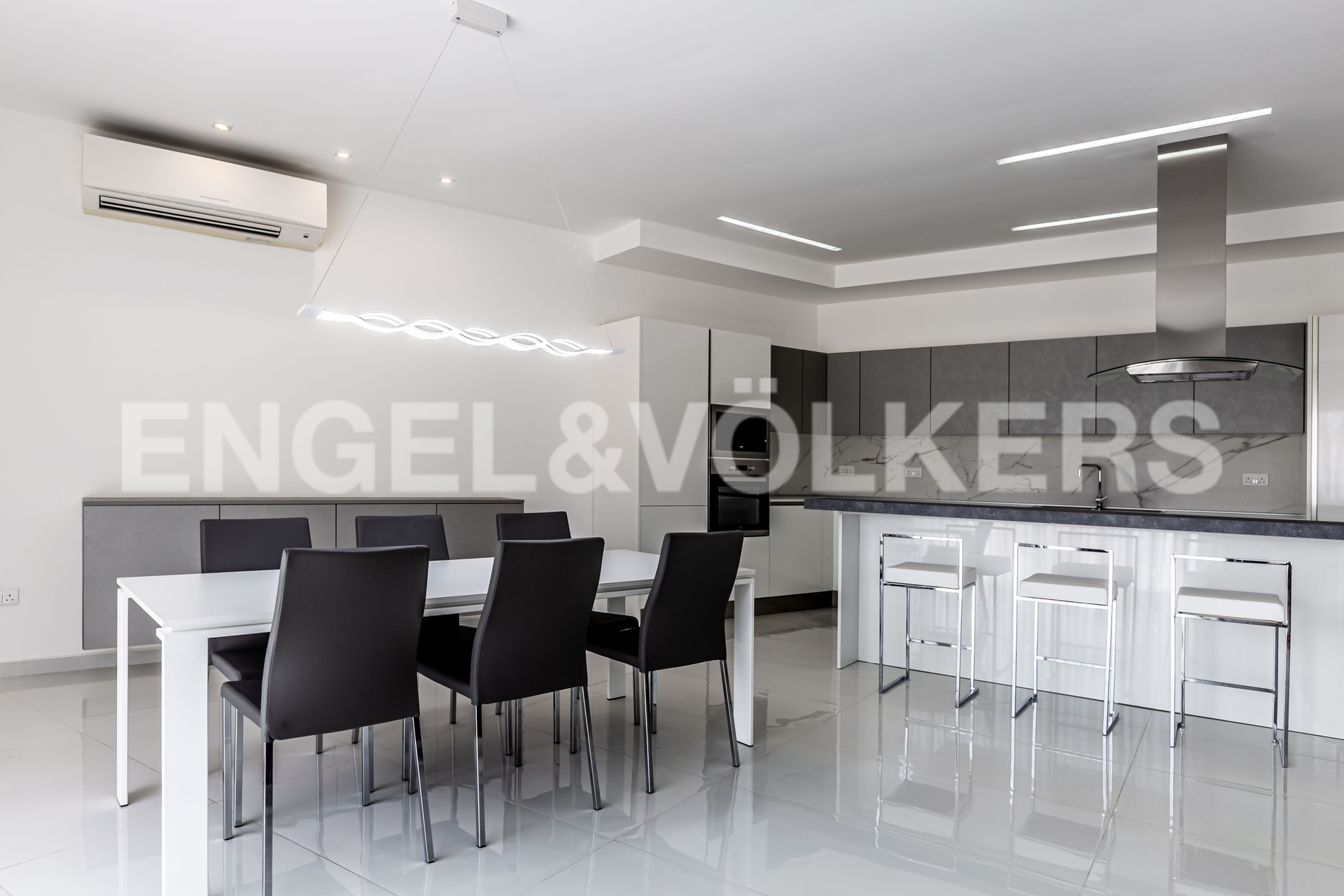 Apartment in Zejtun - Dining Area/Kitchen