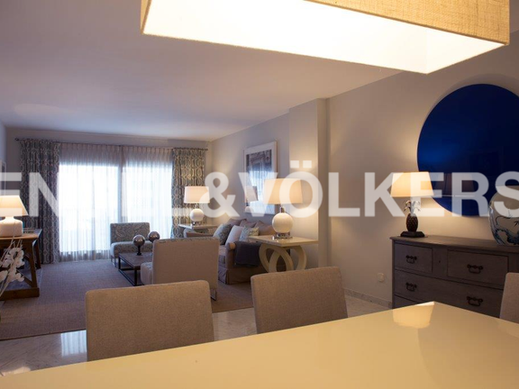 Condominium in Puerto Banús - Salon / Dinning Room