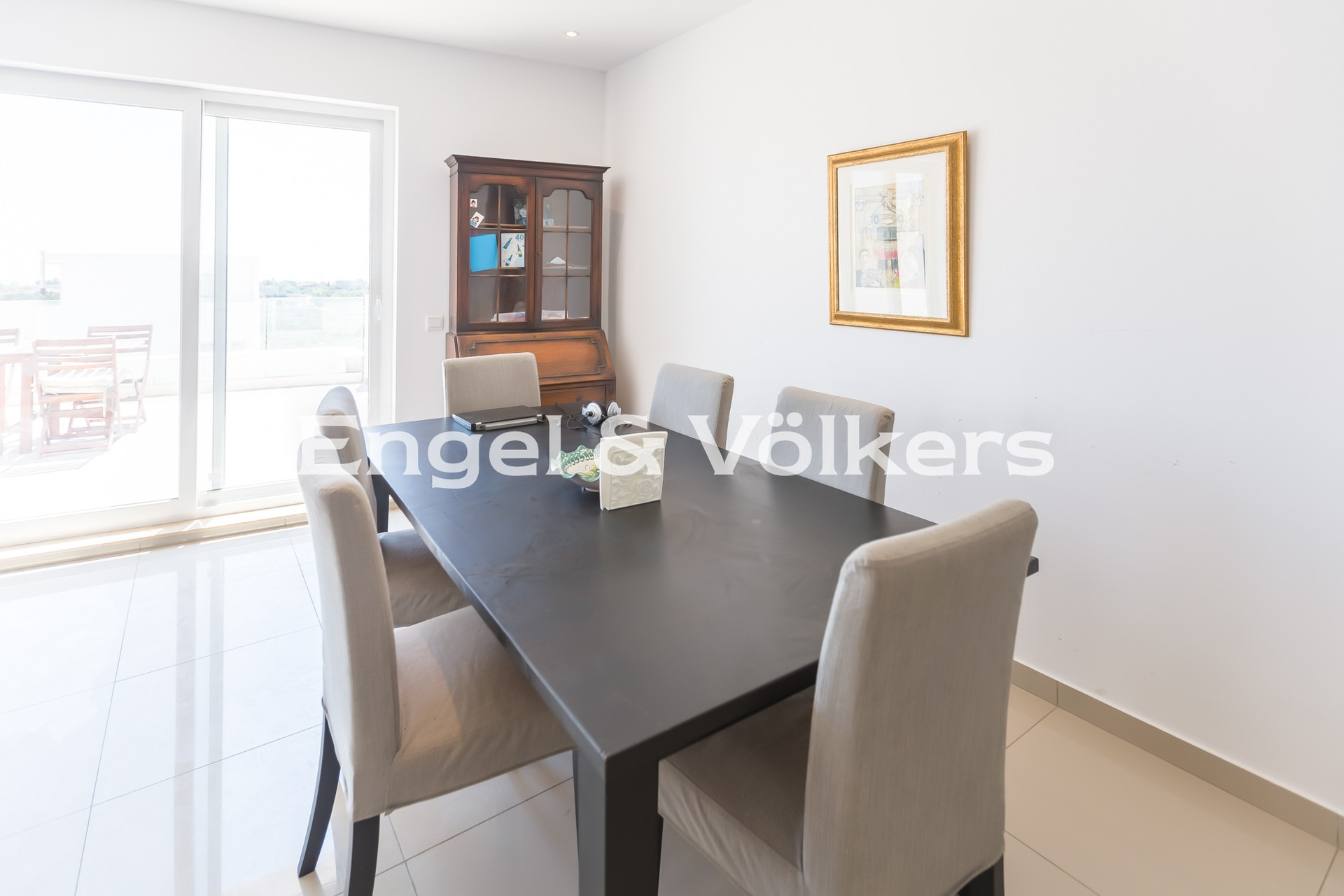 Apartment in Gharghur - Penthouse, Ghargur, Kitchen/Dining/Living
