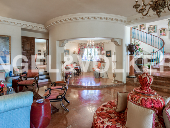 House in Golden Mile - Reception Room