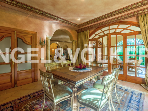 House in La Quinta - Dinning room