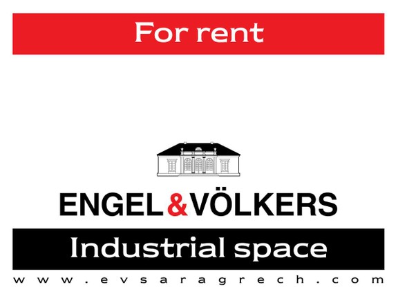 Commercial Warehouse, Maghatab, Logo