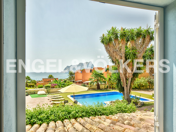 House in Surroundings - View from one bedroom