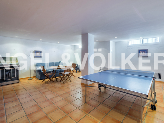 House in Marbella City - Games Room