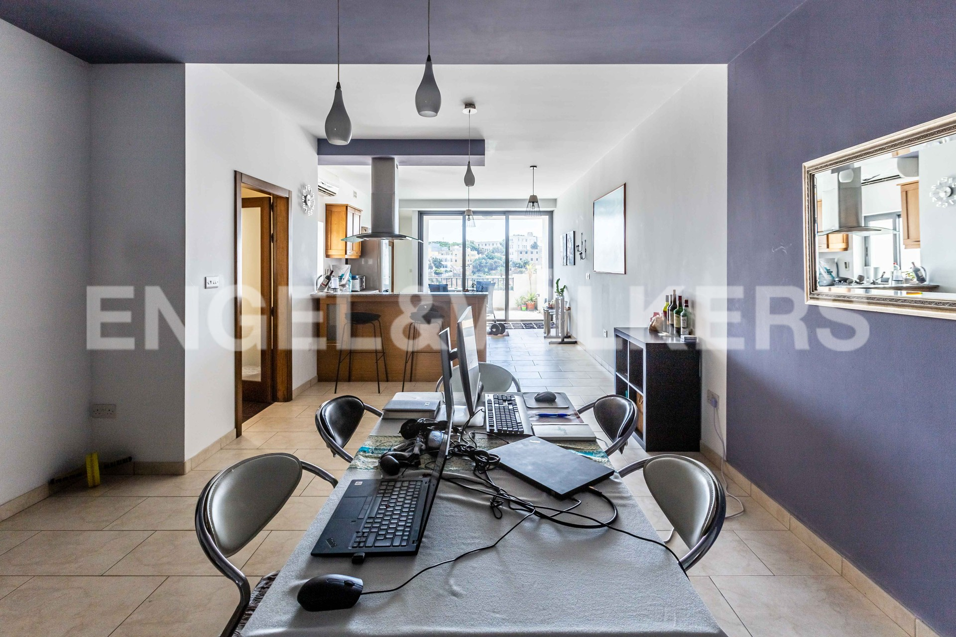 Apartment in St.Julians - Dining Area