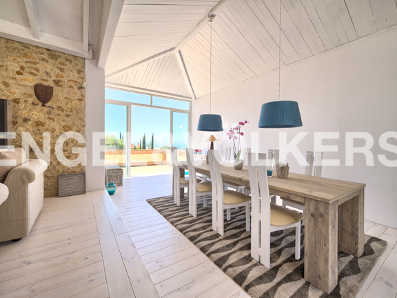 House in Estepona City - Dining Room