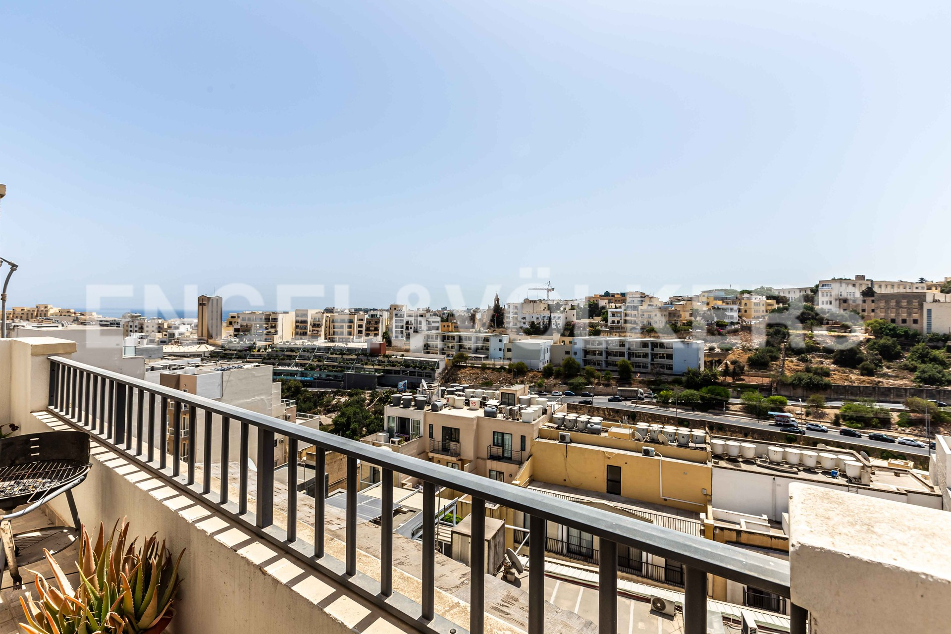 Apartment in St.Julians - View