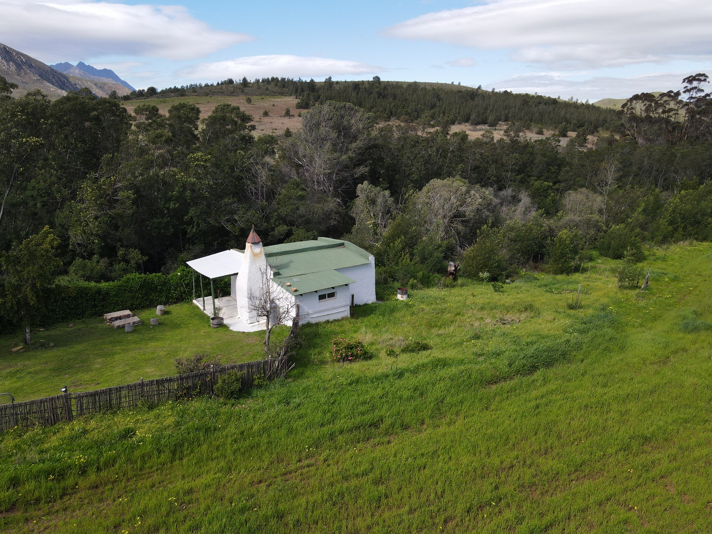 Land in Swellendam - Self-catering cottages