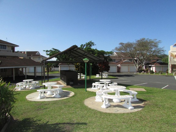 Condominium in Shelly Beach - 012_Main_Braai_area.JPG