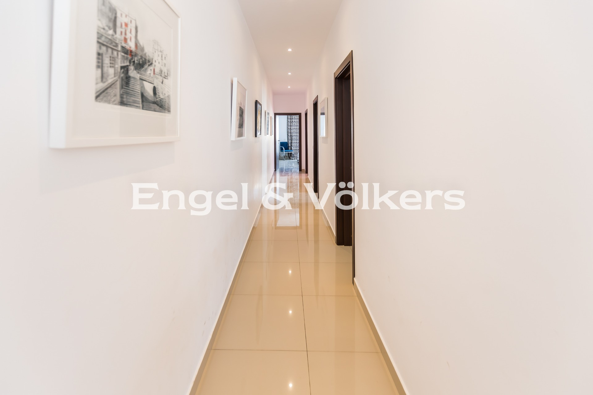 Apartment in Gharghur - Penthouse, Ghargur, Hall way