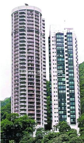 Apartment in Mid Level Central - Century Tower 世紀大廈