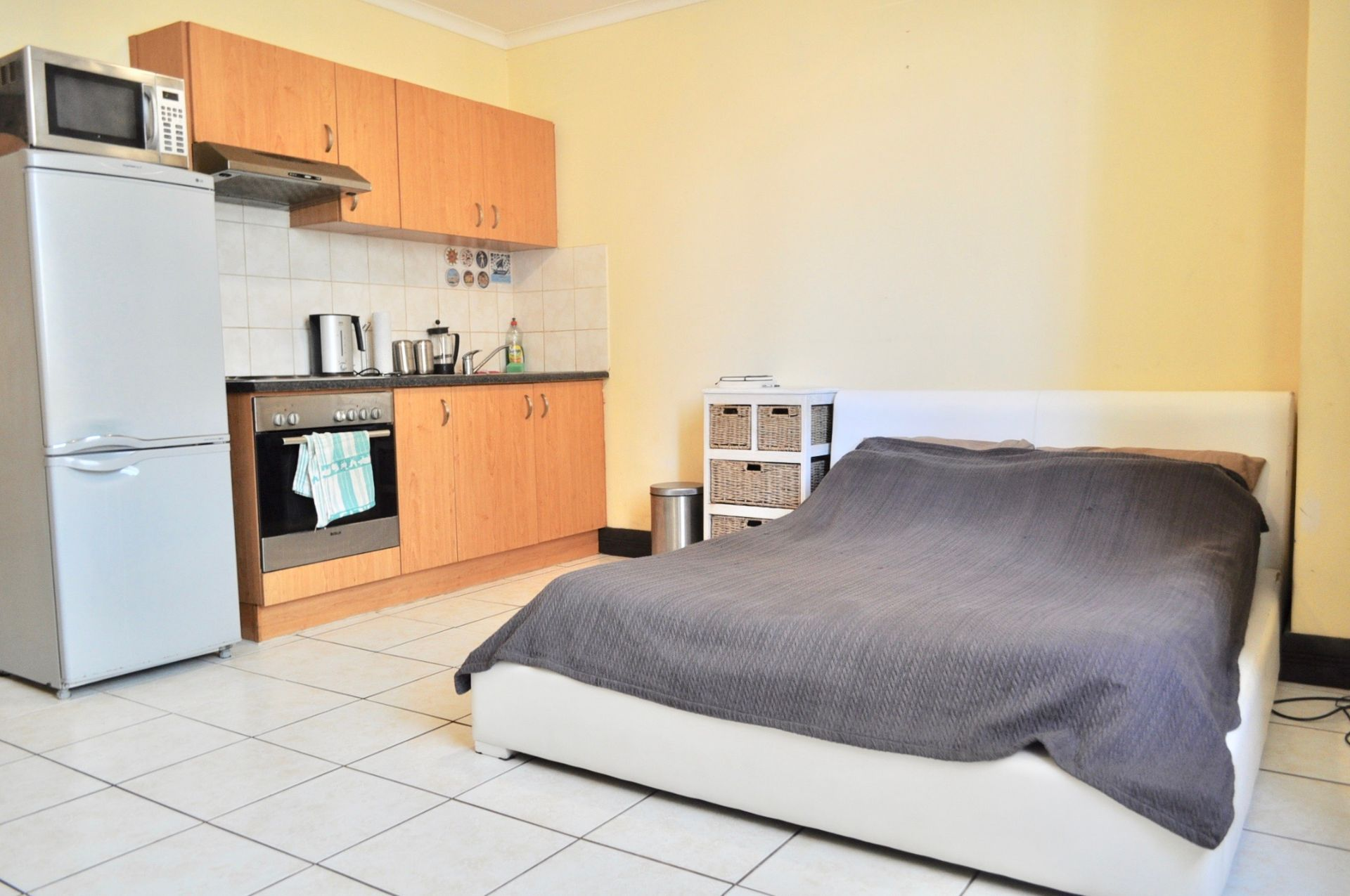 Apartment in City Centre - Open-plan Kitchen/living area