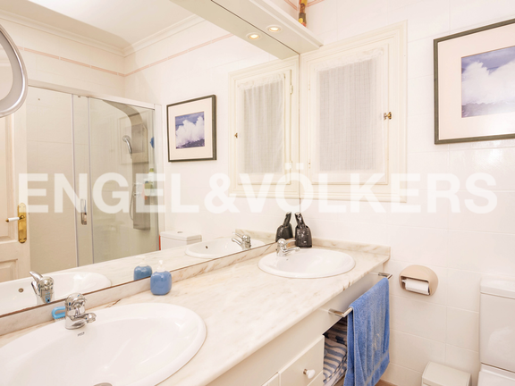 Condominium in Moraira - Spectacular First Line Penthouse at the Moraira Port, Bathroom