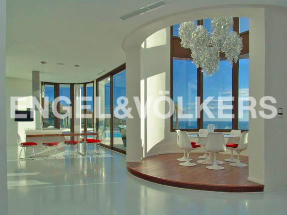 House in Benidorm Rincón de Loix - Luxury Mansion in Benidorm