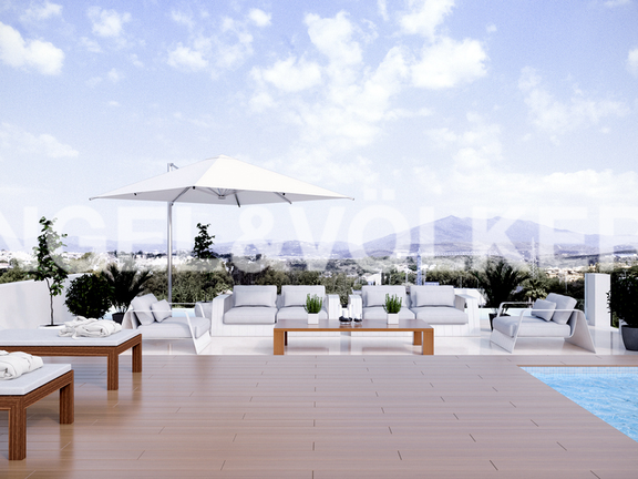 House in Golden Mile - Rooftop Terrace