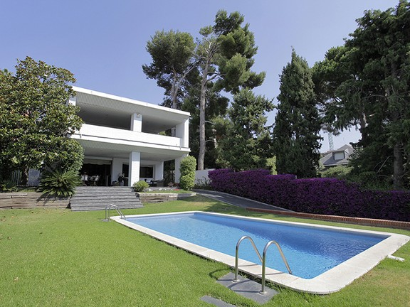 House in Pedralbes