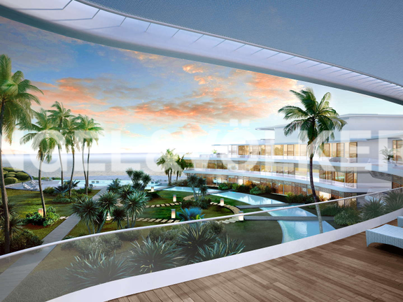 Condominium in Beach Side Estepona West