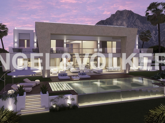 Villa for sale in Sierra Blanca