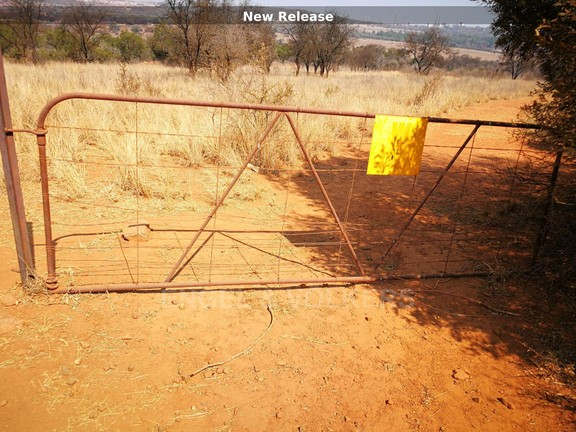 Land in Plots - Entrance gate
