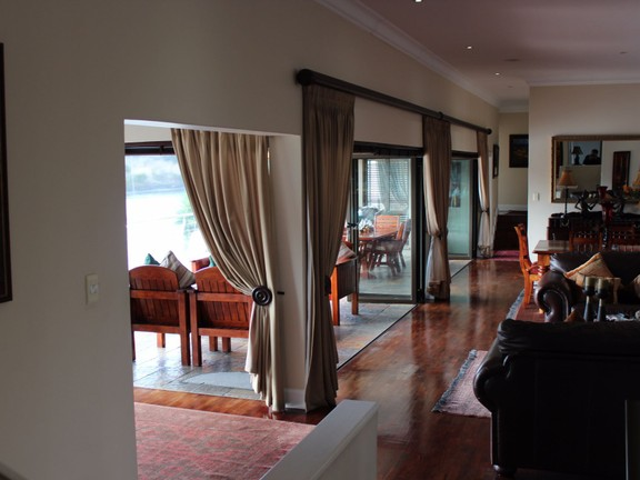 House in Nahoon Valley - Upstairs living rooms all have patio doors.JPG
